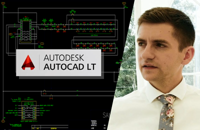 draw A3 schematics, plans or wiring diagrams in AutoCAD LT .dwg
