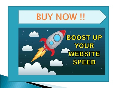 Boost up the speed of your website