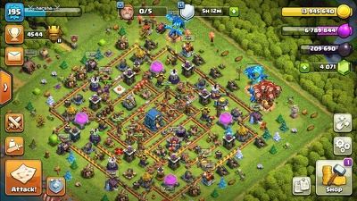 I will do any help in clash of clans