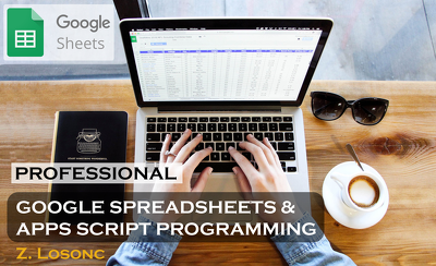 Create or Modify Google Spreadsheets with Apps Scripts