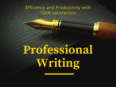 Write 500 words of high-quality professional content