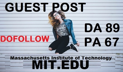 Guest Post Massachusetts Institute of Technology mit.edu blog