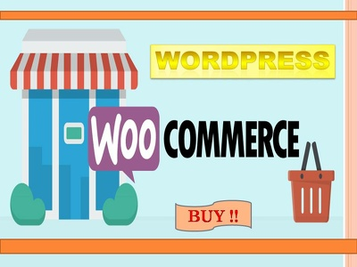 Install and integrate Woocommerce on your WordPress website
