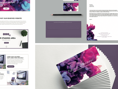 Design your business stationery