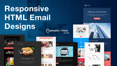 Design and Code Responsive HTML Email