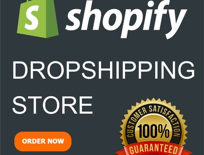 Automated Shopify Dropshipping Store