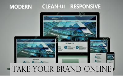 Design the Modern WordPress Website you need