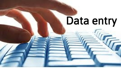 Do 500 data entries in one day.
