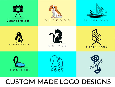 Design your business logo professionally with copyrights