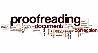 Proofread English (up to 1000 words)
