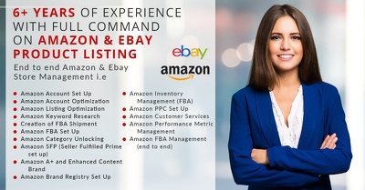 Write top amazon listing and SEO product descriptions