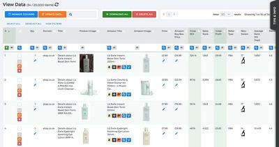 Provide you 15 UK products for Amazon Online Arbitrage.