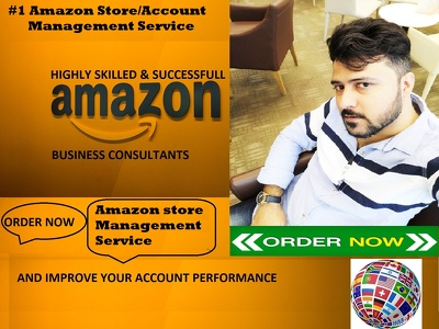 Help You In Amazon Store/Account Management