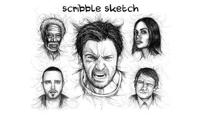 Draw Unique Style Sketch Portrait, Realistic Sketch Portrait