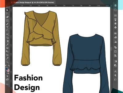 Learn Adobe Illustrator for Fashion Design (4 week Course)