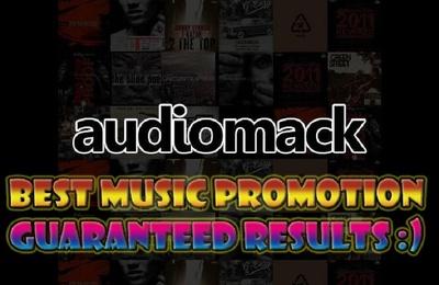 Do viral audiomack promotion