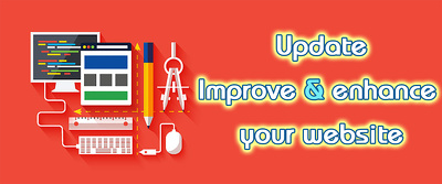 Update & enhance your existing website