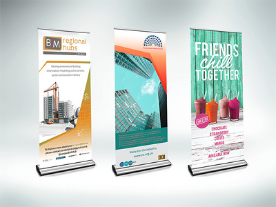 Design your banner and billboard