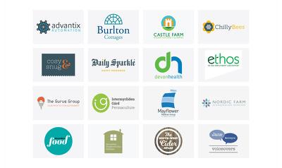 Logo Design: Brand Identity Package