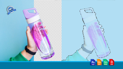 Do any Photoshop 15 Photos Background Removal or Clipping Path