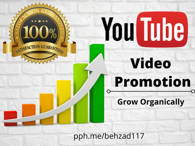Boost your YouTube Video organically