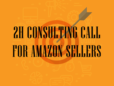 Amazon seller 2-Hour Consulting Call + UNLIMITED Email Support