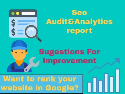 Detailed SEO Audit & Competitor Analysis report