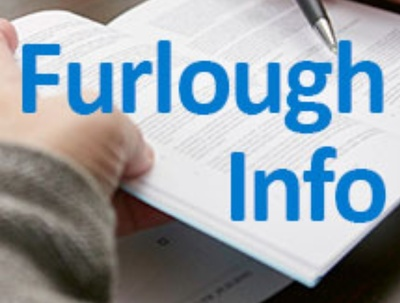 Prepare a furlough letter to staff.