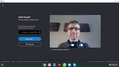 Provide 20 mins WordPress support and advice by video conference