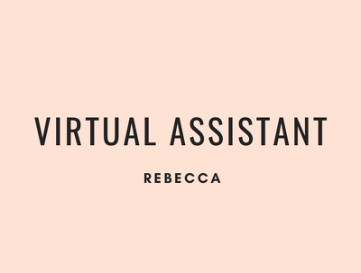 Virtual Assistant Taks