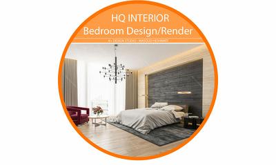 Design your bedroom