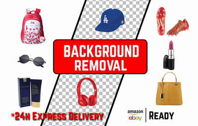 Do clipping path or remove background and photoshop within 24hrs