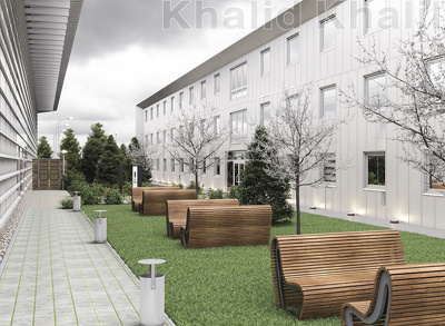 Create A Professional 3d Exterior Rendering
