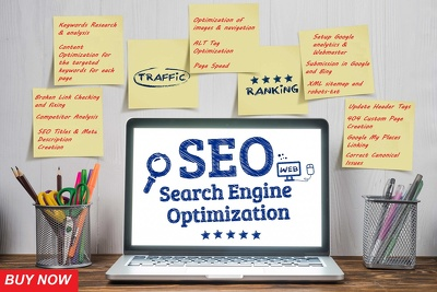 Do On-Page SEO for your Website
