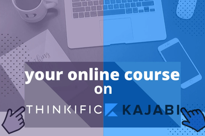 Set up your online course on Thinkific