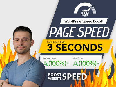 speed Up and Optimize: Increase Page Speed + GT Metrix Scores