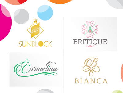 Professional logo  design and branding for your business