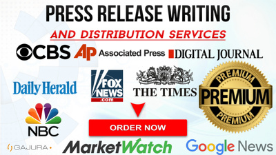 submit Press Release To Google News, CBS, Fox, ABC, 500+ News