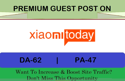 submit A HQ Tech Guest Post on Xiaomitoday.com