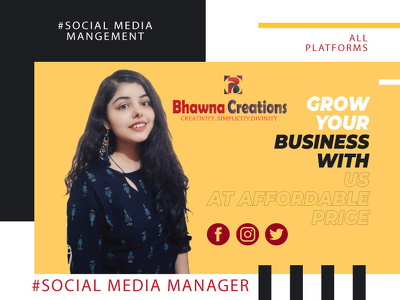 Be your social media manager for a week