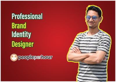 Design Any professional Brand Identity urgently