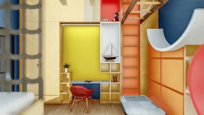 Design your children's bedroom interior