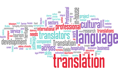 Professionally translate any document, see details for languages