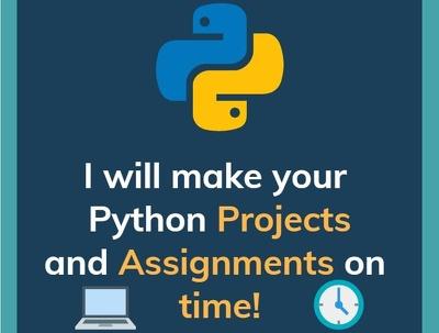 Help In Python Programming,Web Scraping,Machine Learning,Ml