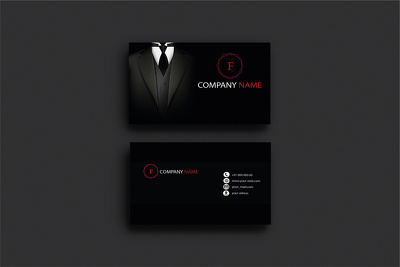 Design an outstanding business card for you.