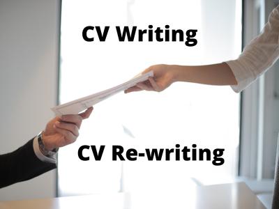 Re-write your CV