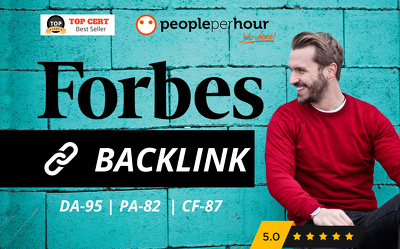 ★ Create a HIGH AUTHORITY Forbes BACKLINK to your website ★