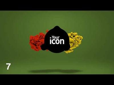 make Amazing Logo intro animation video, 10 Samples+free music