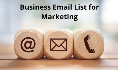 Compile Business emails list and leads to boost you marketing