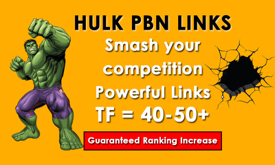 Create powerful PBN links x2 - WILL INCREASE RANKING!!!